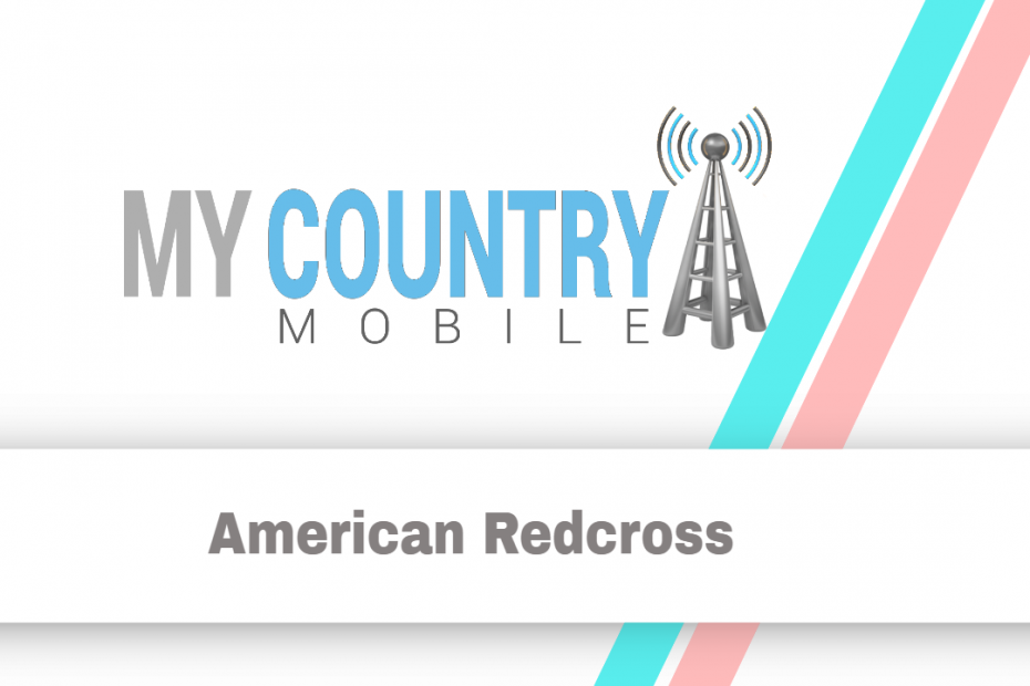 American Redcross - My Country Mobile